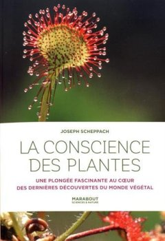 Livres Couvertures de La conscience des plantes