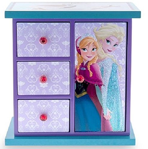 disney frozen jewelry boxes for