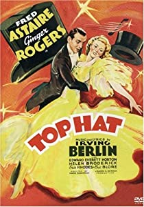 "Cover of ""Top Hat"""