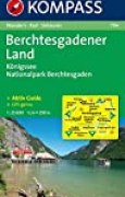 Berchtesgadener Land 1 : 25 000: Königssee, Nationalpark Berchtesgaden. Wandern / Rad / Skitouren. GPS-genau