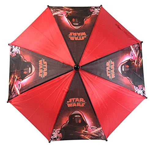 Star Wars The Force Awaken Kylo Ren Umbrella 3D Handle for kids