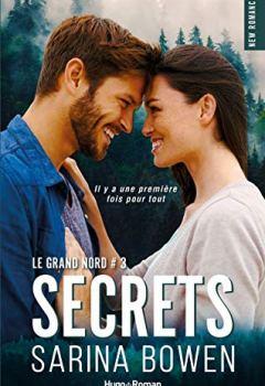 Livres Couvertures de Le grand Nord tome 3 - Secrets