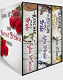 The Burnett Brides - A Western Romance Series: Humorous Historical Western Romance (Books 1 - 3, Boxed Set)