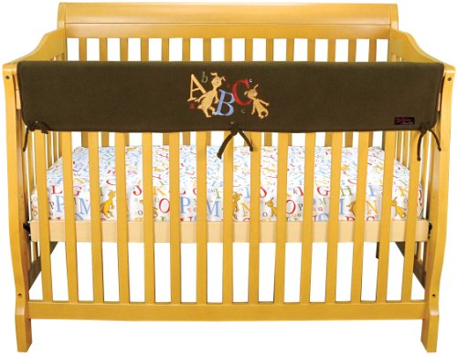 Trend Lab Dr. Seuss Crib Wrap Wide Rail Cover for Crib