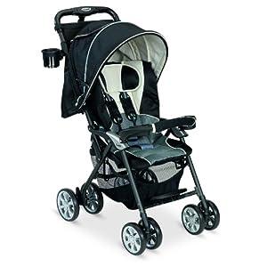 Combi Cabria DX Lightweight Stroller, Flat Iron