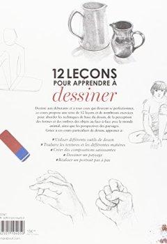 Livres Couvertures de 12 leçons pour apprendre à dessiner