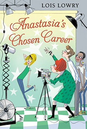 Anastasia's Chosen Career (An Anastasia Krupnik story) by Lois Lowry | Featured Book of the Day | wearewordnerds.com