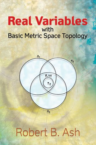 Real Variables With Basic Metric Space Topology