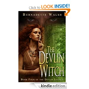 The Devlin Witch (The Devlin Legacy 4)