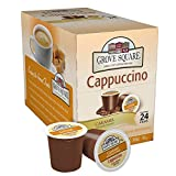 Grove Square Cappuccino, Caramel, 24 Single Serve Cups