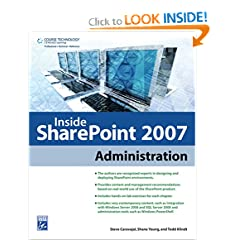 Inside SharePoint Administration