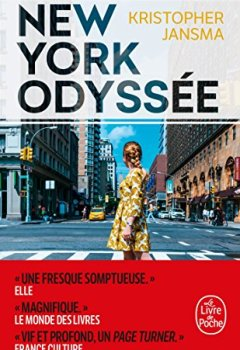 Livres Couvertures de New York odyssée