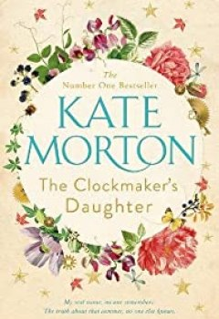 Livres Couvertures de The Clockmaker's Daughter