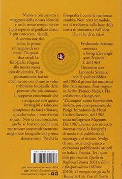 Copertina del libro di Lo specchio vuoto. Fotografia, identità e memoria