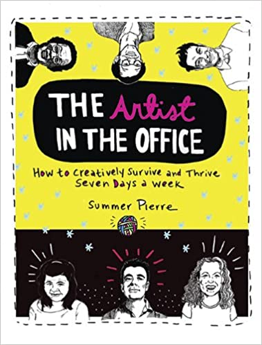 Image result for The Artist in the Office book