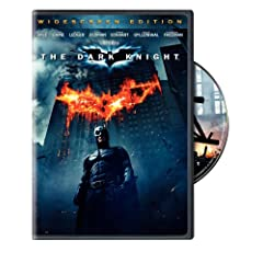 The Dark Knight (Widescreen Single-Disc Edition)