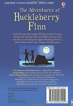 The Adventures Of Hunckleberry Finn