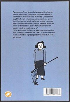 Portada del libro dePyongyang (Novela Gráfica)