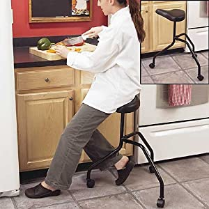 Roll Rolling Office Chair Adjustable Home Desk Chairs
