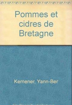 Livres Couvertures de Pommes et cidres de Bretagne