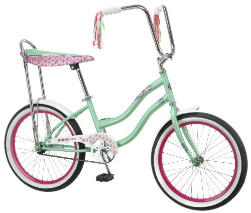 Schwinn Girl's Mist Polo Bike