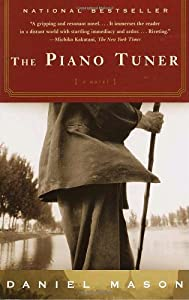 "Cover of ""The Piano Tuner: A Novel"""