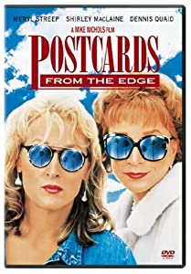 "Cover of ""Postcards from the Edge"""