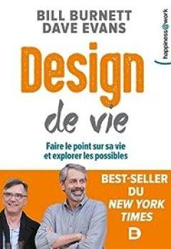 Livres Couvertures de Design De Vie : Faire Le Point Sur Sa Vie Et Explorer Les Possibles