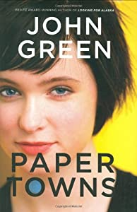 "Cover of ""Paper Towns"""