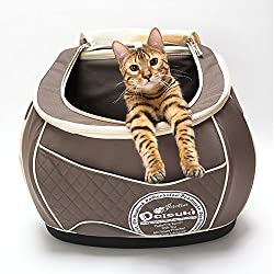 猫用リュック型3Wayキャリーバッグ