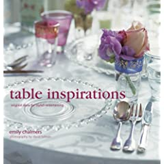 Table Inspirations: Originals Ideas for Stylish Entertaining
