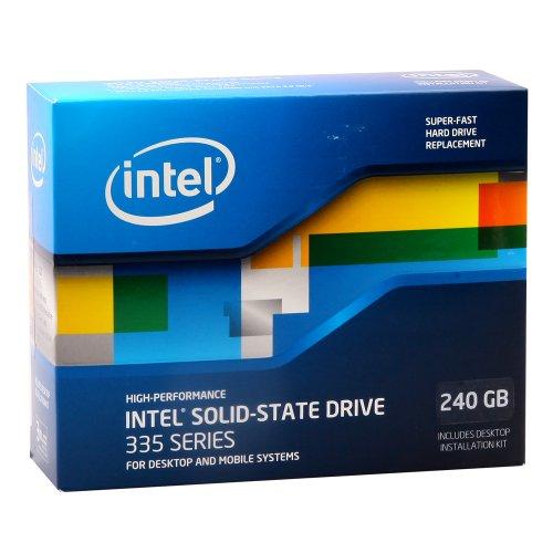 インテル Boxed SSD 335 Series 240GB MLC 2.5inch 9.5mm Jay Crest Reseller BOX SSDSC2CT240A4K5