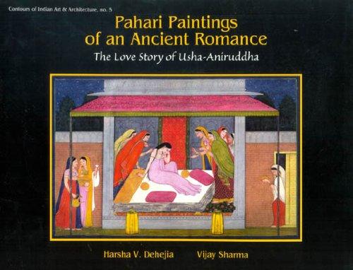 Pahari Paintings of an Ancient Romance