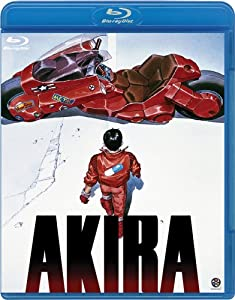 "Cover of ""Akira [Blu-ray]"""