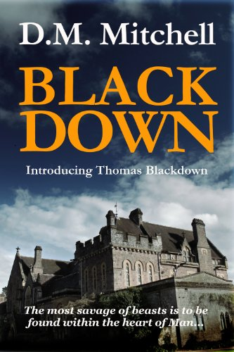 BLACKDOWN (a thriller and murder mystery)