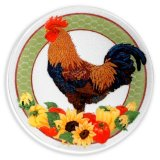 Rooster Dinnerware Shop
