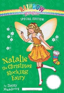 Rainbow Magic Special Edition: Natalie the Christmas Stocking Fairy by Daisy Meadows| wearewordnerds.com