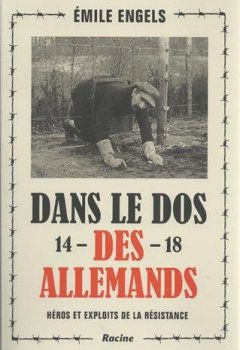 Livres Couvertures de Dans le dos des Allemands - 14/18