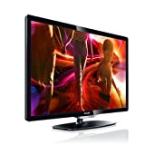 Philips 46PFL5806K/02 117 cm (46 Zoll) LED-Backlight-Fernseher, Energieeffizienzklasse A+ (Full-HD, 200Hz PMR, DVB-T/C/S, Smart TV) schwarz hochglanz