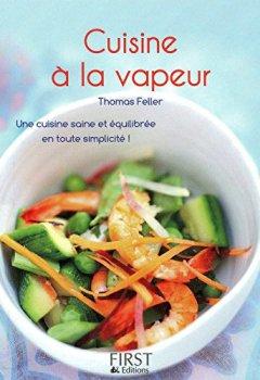 Livres Couvertures de Le Petit livre de - Cuisine à la vapeur