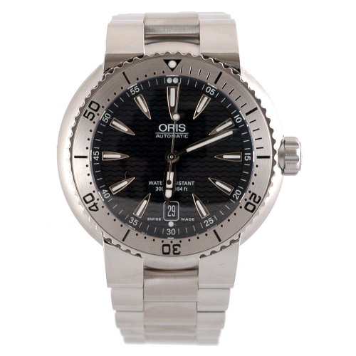 Oris Men's 733 7533 4154MB Divers Date Watch