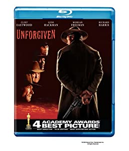 "Cover of ""Unforgiven [Blu-ray]"""