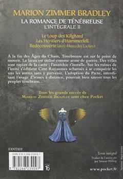 Livres Couvertures de La Romance de Ténébreuse