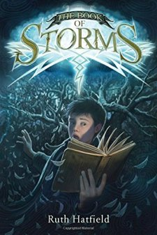 The Book of Storms by Ruth Hatfield| wearewordnerds.com