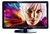 Philips 46PFL5605H/12 116,8 cm (46 Zoll) LED-Backlight-Fernseher (Full-HD, 100Hz, DVB-T/-C) schwarz