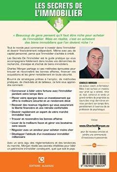Livres Couvertures de Les Secrets de l'Immobilier: Comment Bâtir Votre Liberté financière et Vous Assurer Une Retraite Confortable