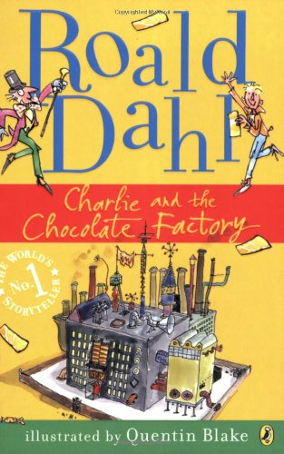 Image result for book charlie and the chocolate factory