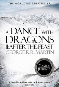 Livres Couvertures de A Song of Ice and Fire 05. A Dance with Dragons Part 2. After the Feast