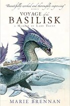 Voyage of the Basilisk cover