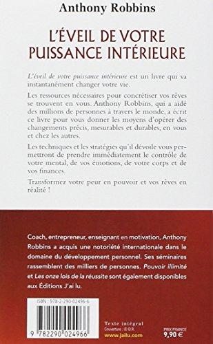 PDF TÉLÉCHARGER GRATUIT ILLIMITÉ GRATUIT ROBBINS POUVOIR ANTHONY